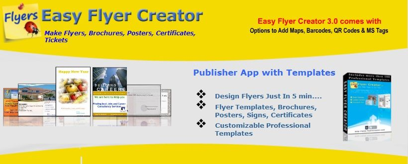 Flyer screator (flyerscreator) on Pinterest