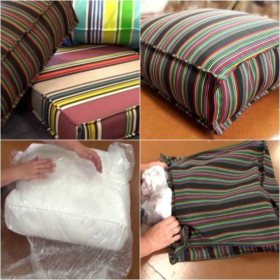 Outdoor Furniture Cushion Covers Diy Diy Cushion Covers Diy Outdoor Cushions Outdoor Furniture Cushions