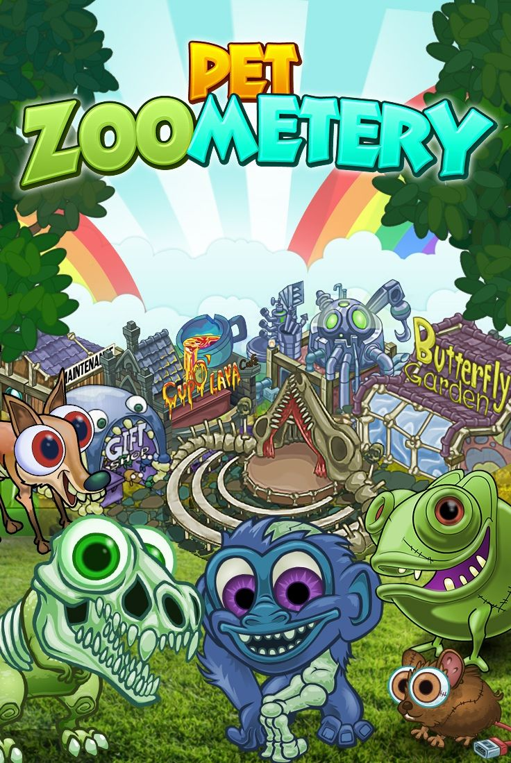 Pet Zoometery, a new freetoplay, is now available on