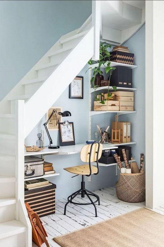 Aménagement sous escalier : 33 idées, photos et astuces pratiques