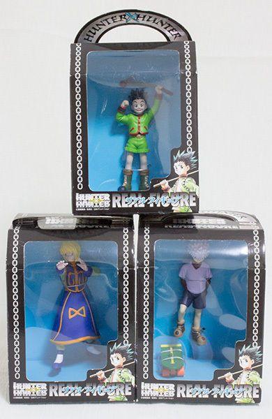 "Hunter X Hunter /""Hisoka/"" DX Figure vol.4 JAPANESE Anime Banpresto RARE"