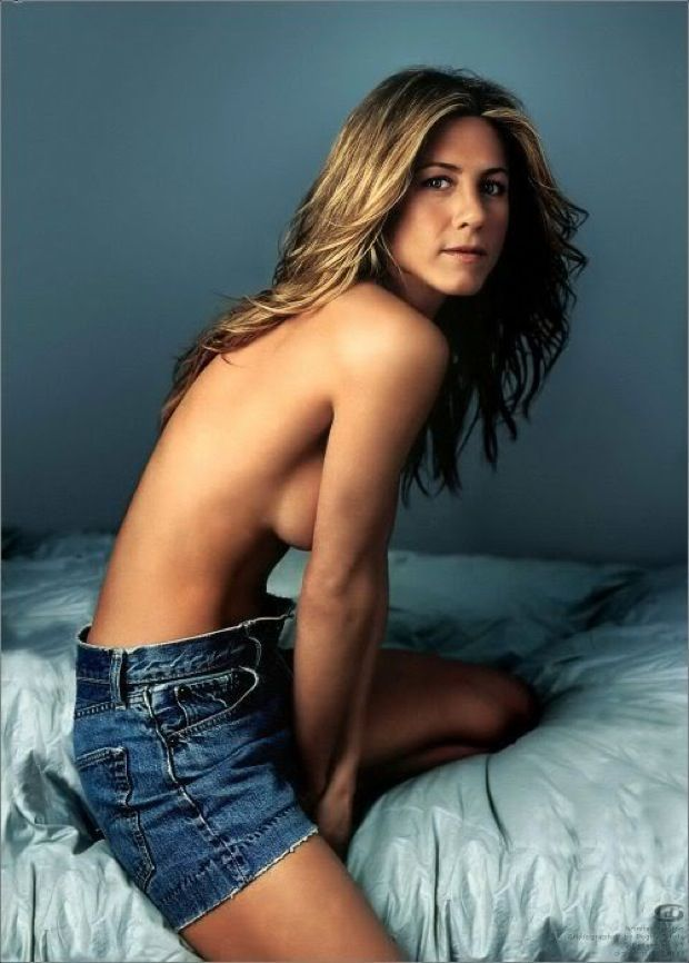 Shall afford Hustler magazine photos of jennifer aniston nude really