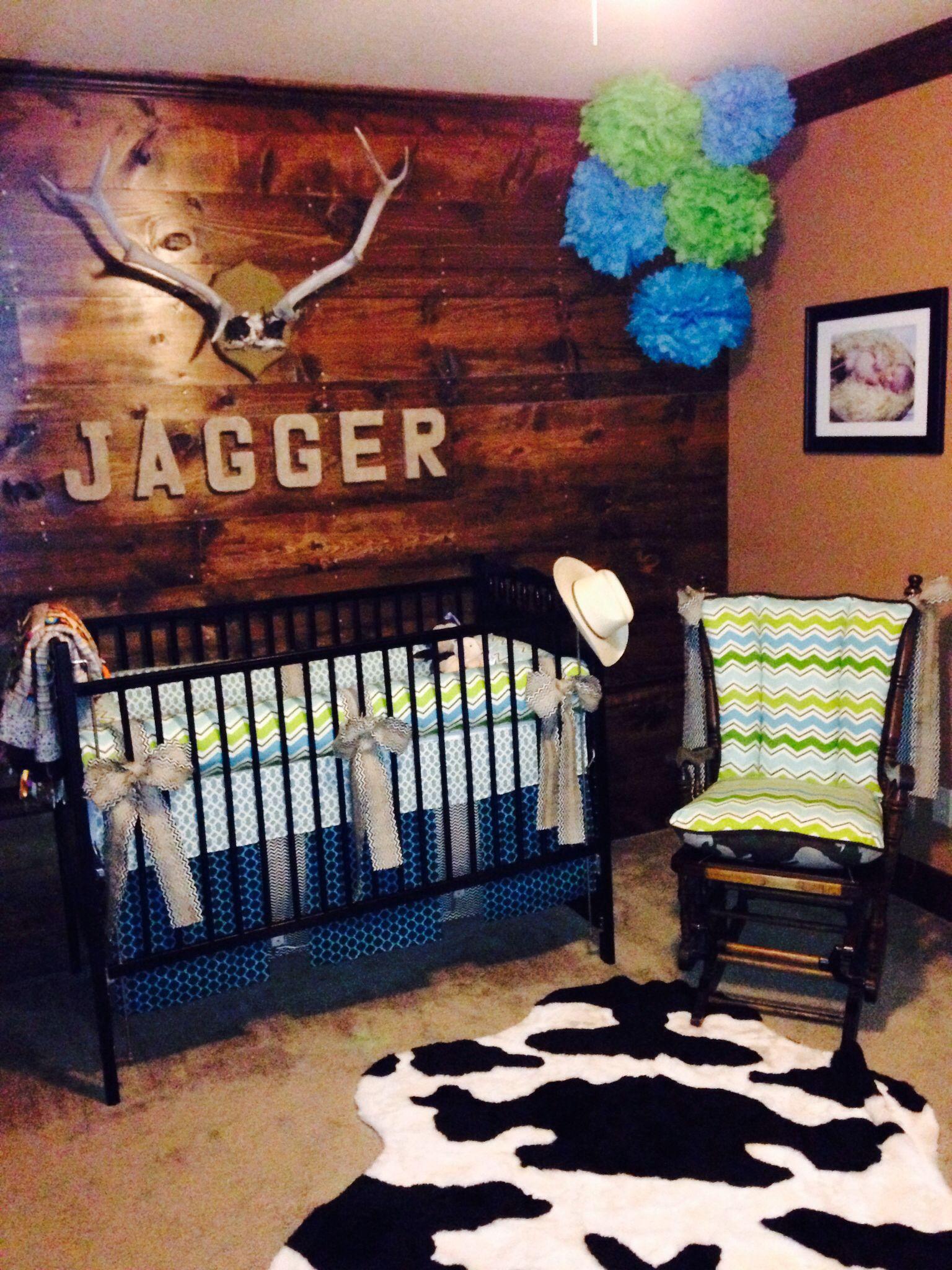 Everything Designish Baby Boy S Nursery: Jagger's Cowboy Nursery(: