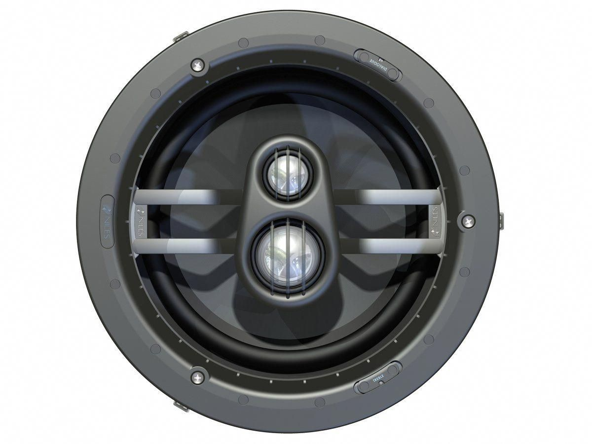 Niles Ds8hd 8 Left Center Right Ceiling Mount Loudspeaker Each Ceiling Speakers Loudspeaker Niles