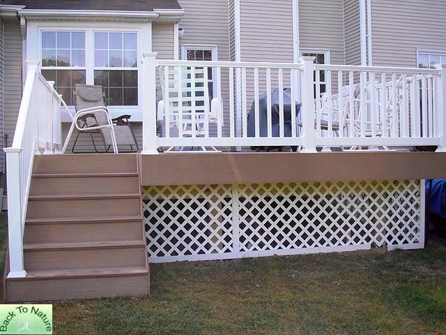 26 Most Stunning Deck Skirting Ideas To Try At Home