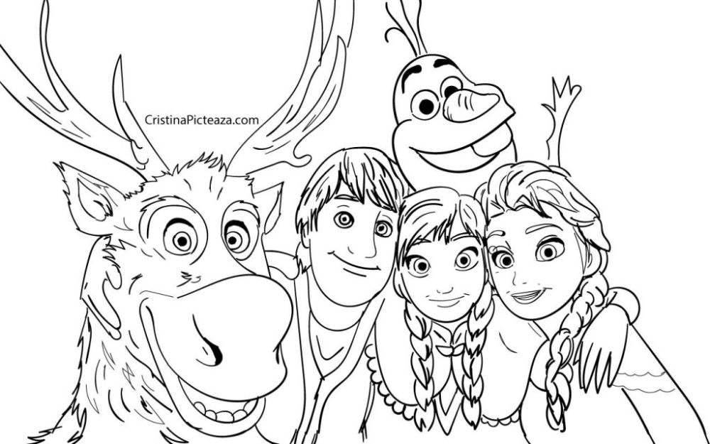 Frozen 2 Coloring Pages Elsa And Anna Coloring In 2020 Disney Princess Coloring Pages Coloring Pages Princess Coloring Pages