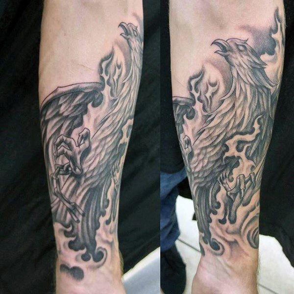60 Phoenix Tattoo Designs for Men  Un oiseau de 1400 ans   60 Phoenix Tattoo Designs for Men  Un oiseau de 1400 ans for