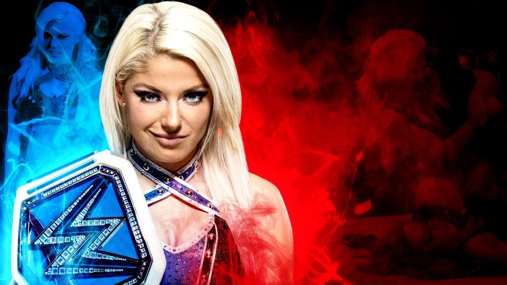 Pin En Alexa Bliss