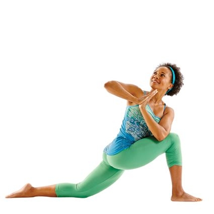 16 poses to boost your energy// excellent simple series