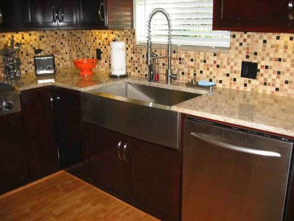 back splashes with dark cabinets kitchen remodel designs backsplash idea for dark cabinets - Kitchen Backsplash With Dark Cabinets