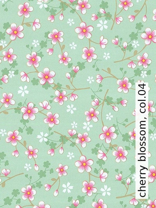 Tapete cherry blossom, col.04