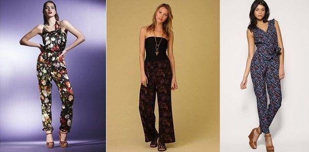 monos para este verano: fotos de algunos diseños | ropa