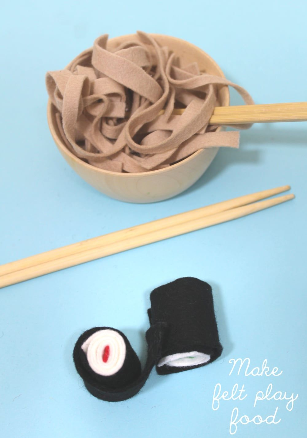 how to make felt food | Activities/Kid Craft Ideas | Pinterest ...