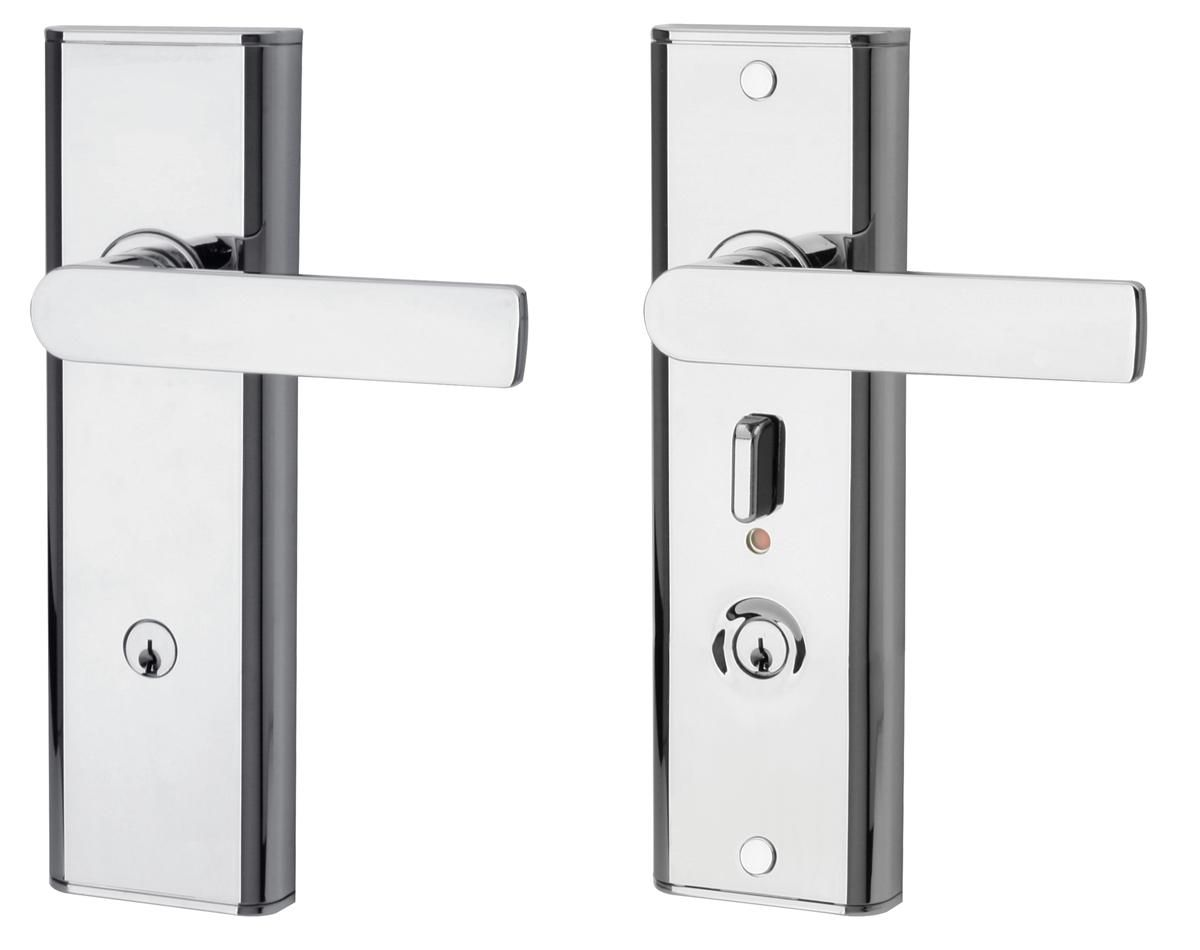 Entry door knob lock set for Front door furniture sets