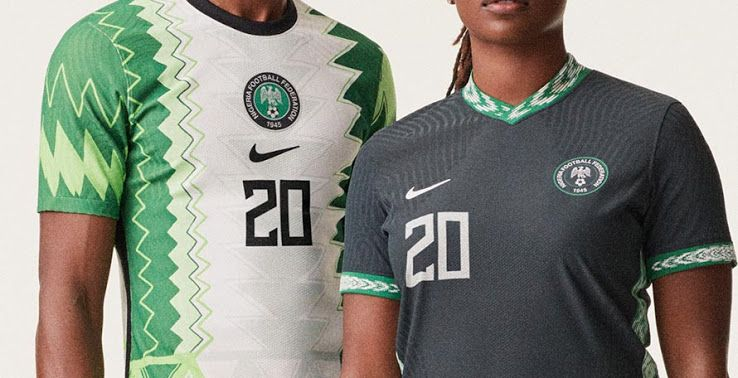 Nike Nigeria 2020 21 Kits Revealed In 2020 Mens Tops Mens Tshirts Nigeria