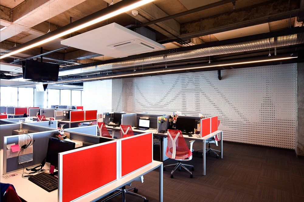 Sahibinden.com Office / Erginoğlu & Çalışlar Architects