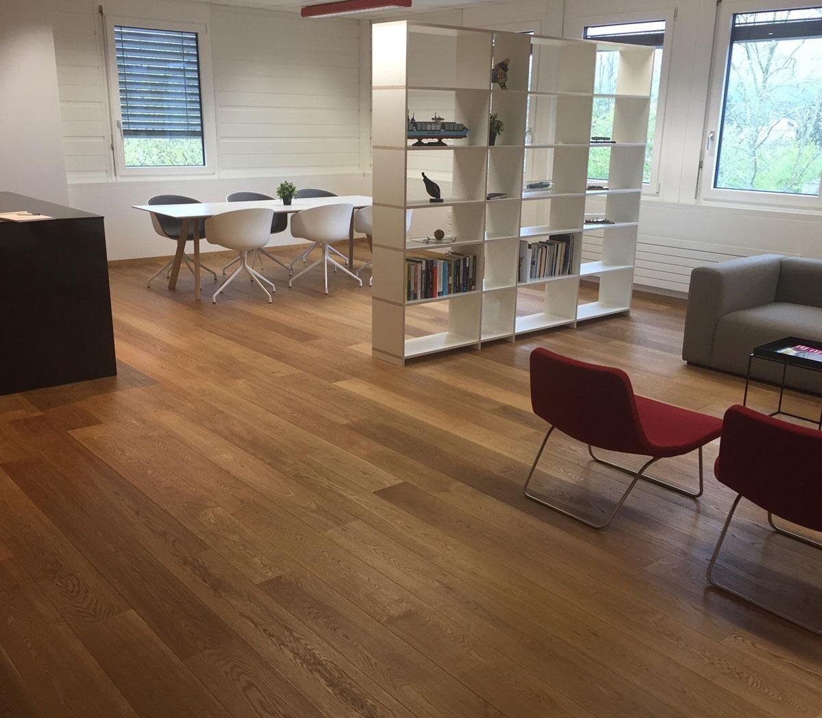 Ferrer Floors Ag - Parkett In Basel Reinach Bodenbeläge Linoleum Pvc