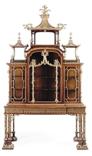 By Thomas Chippendale & Son