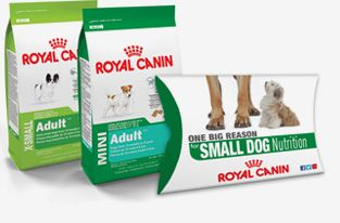 Hurry Free Royal Canin Small Dog Food Sample 5 Coupon