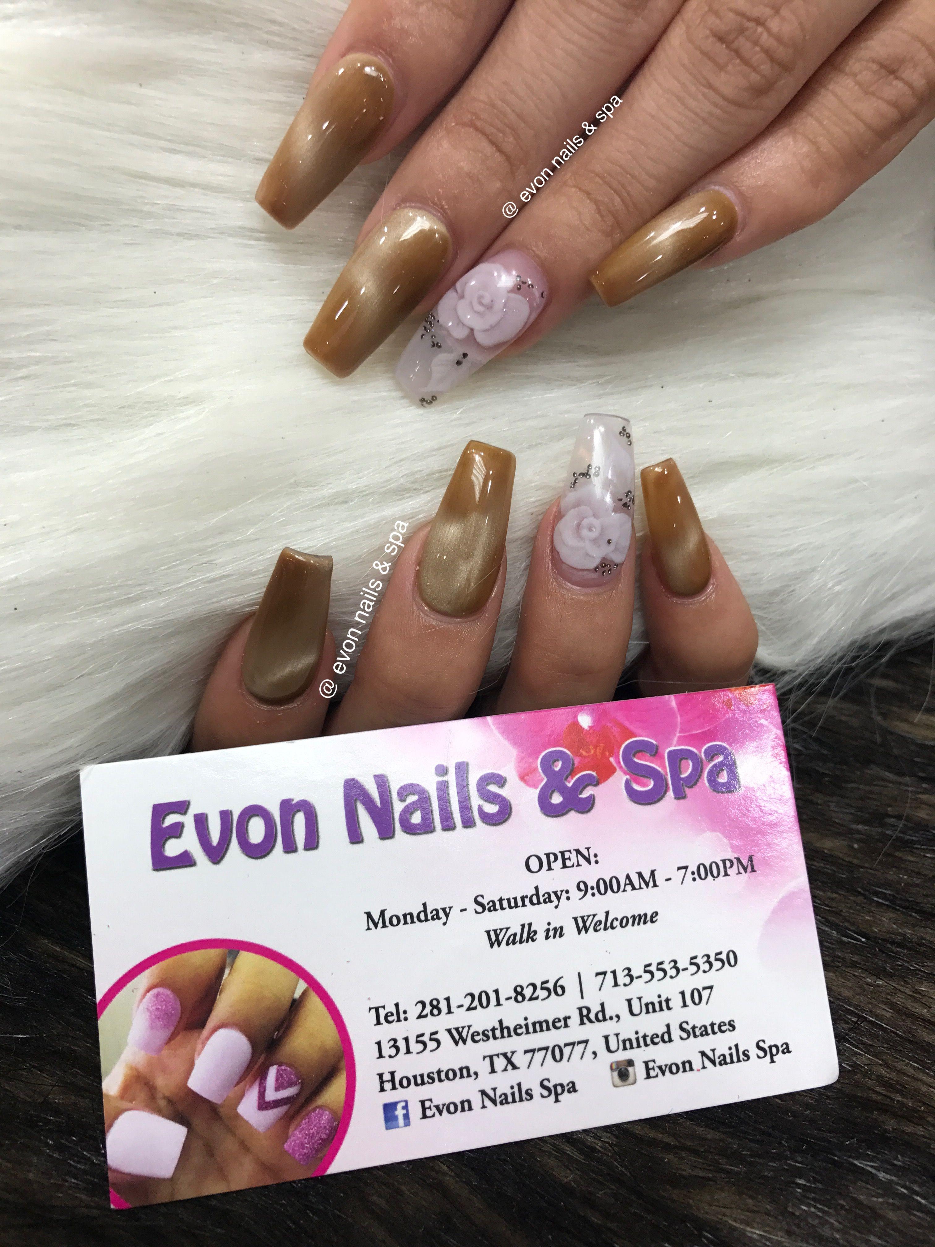 Pin By Evon Nails Spa On Evon Nails Spa Nails Nail Designs