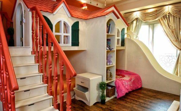Kinderbett spielhaus  Top 10 der besten Kinderbetten fürs moderne Kinderzimmer | Kinder ...