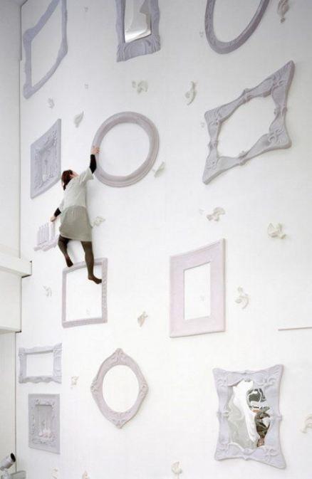 26 ideas fitness gym design climbing wall #fitness #wall #design