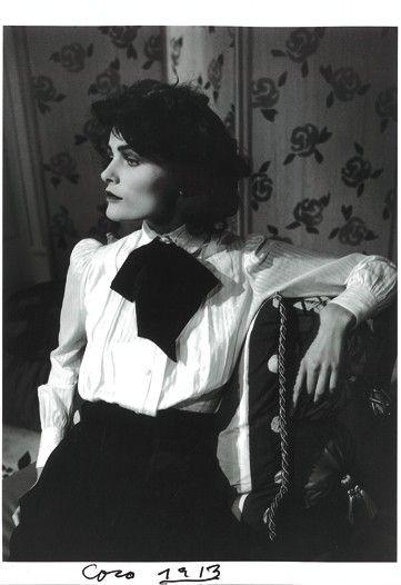 Lagerfeld's Silent Film Homage to Coco Chanel | Edita vilkeviciute ...