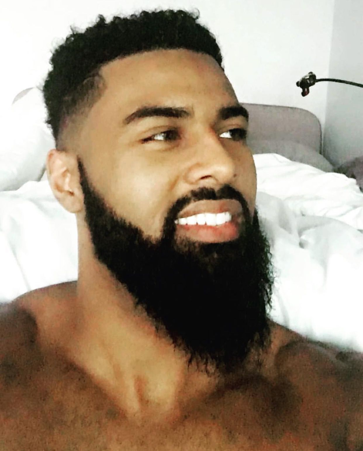 Ich liebe schwarze Männer