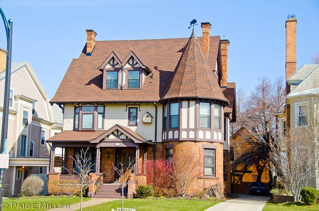 Buffalo Ny Victorian Home In 2019 Buffalo House Victorian