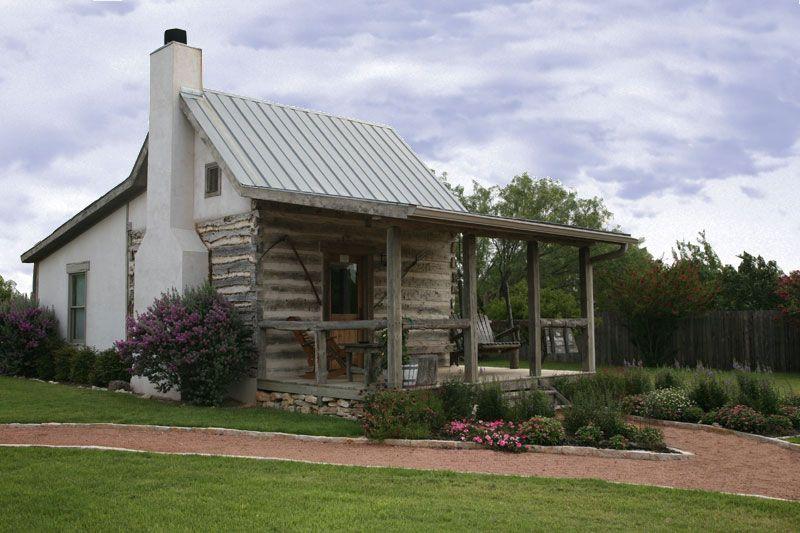 Chuckwagon Bolinger Cabin Bed And Breakfast Fredericksburg