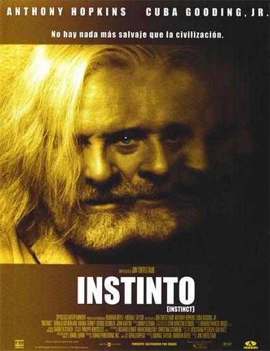 Ver Instinto Instinct 1999 Online Peliculas Online Gratis Peliculas Online Gratis Peliculas Online Peliculas
