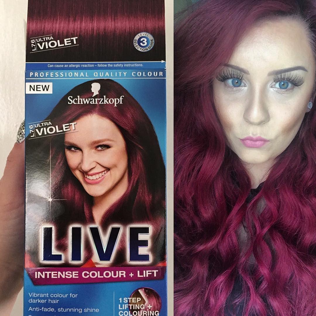 34387e993d Love this colour   hair   Burgundy hair, Burgundy hair dye, Hair ...