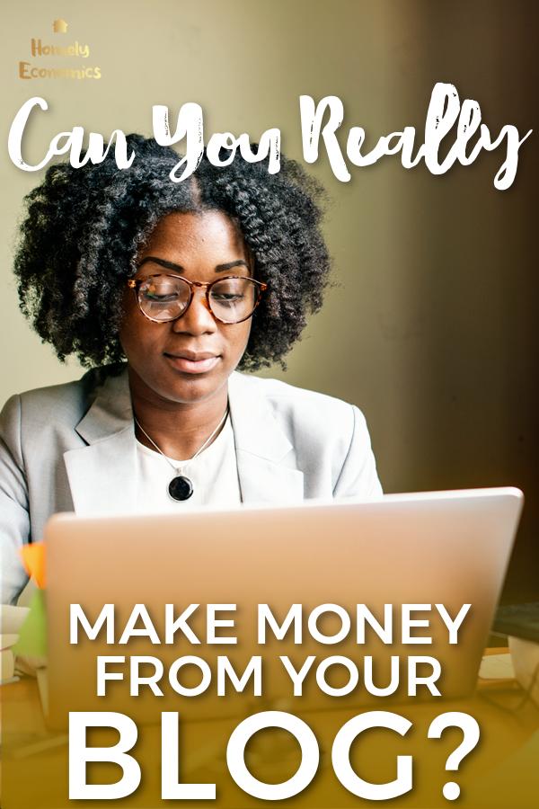Können Sie mit Ihrem Blog wirklich Geld verdienen?   – Amazing Blog Posts