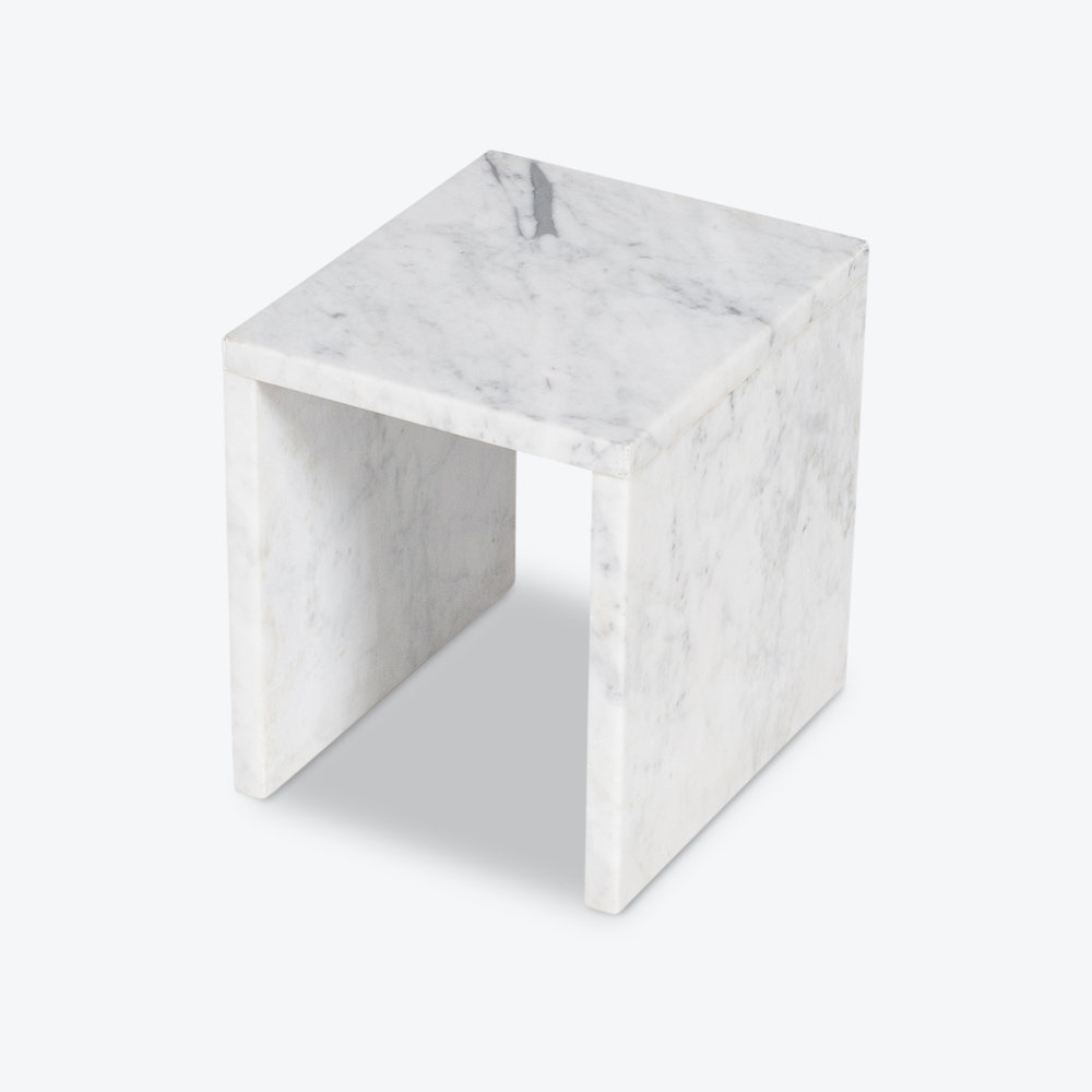 Small Side Table In Marble 1970s The Netherlands Modern Times In 2020 Small Side Table Side Table Table