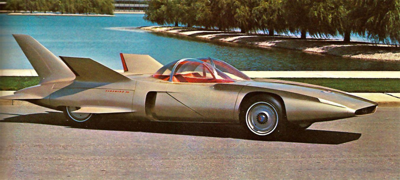 GMC Firebird III (1958)