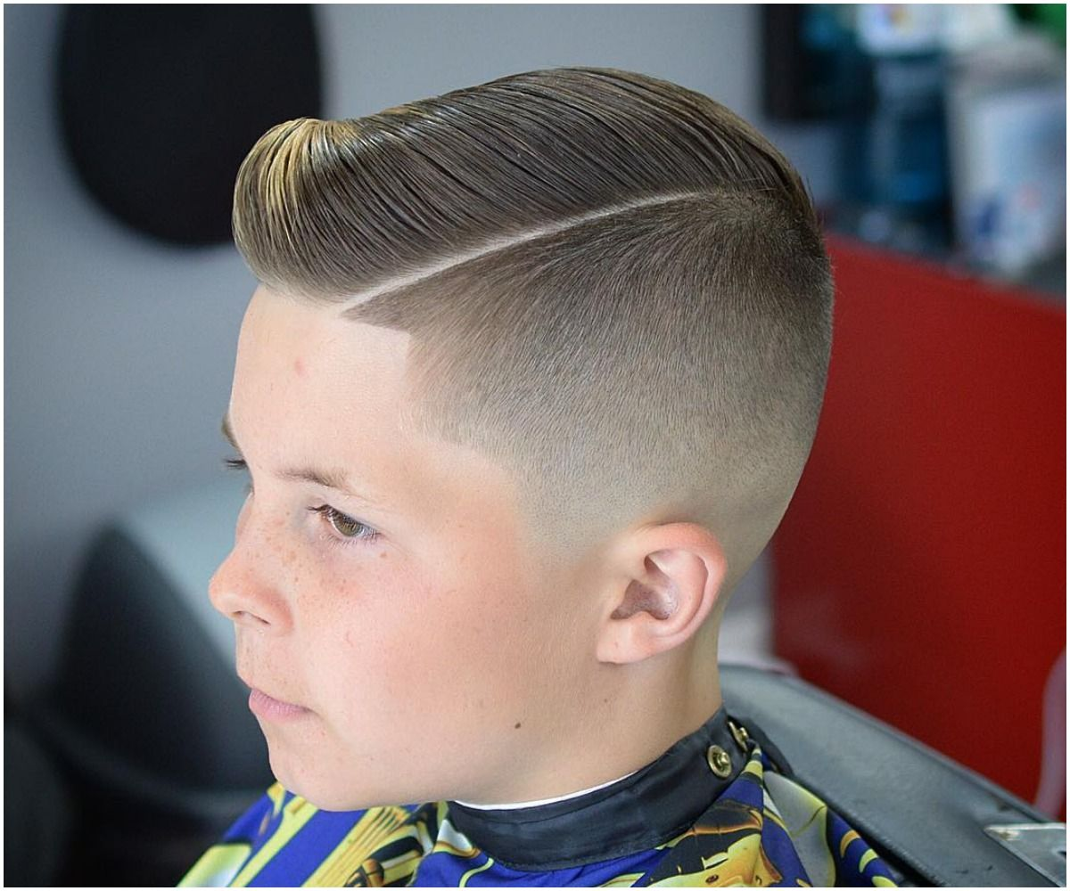 21++ Cool kid haircuts 2017 trends