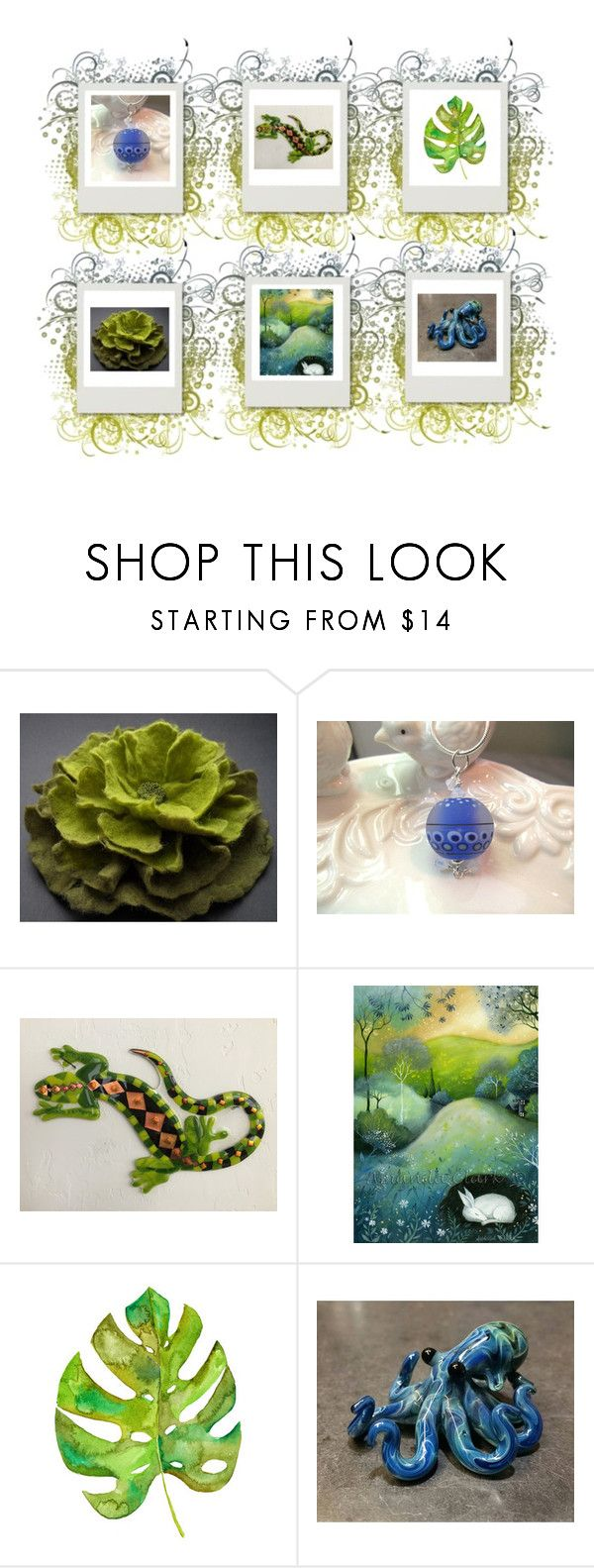 """Lovely Gifts"" by keepsakedesignbycmm ❤ liked on Polyvore featuring jewelry, decor and acessories"