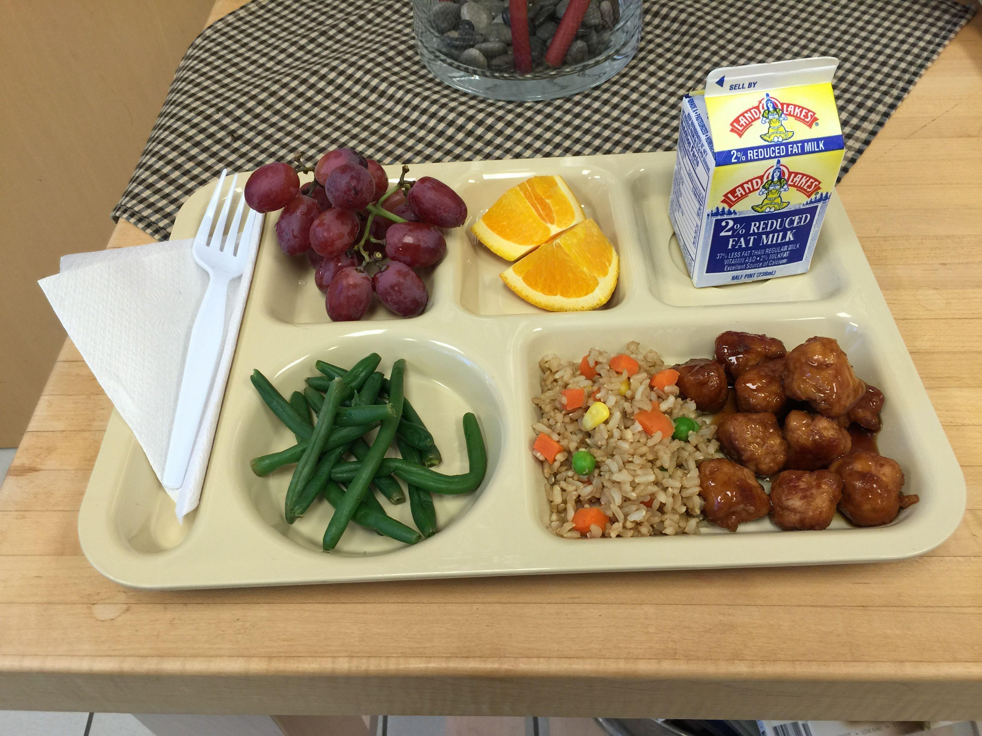 School meal from Schwan Foods K12 School, School Meal, School Lunch,  Cafeteria Food