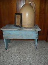 antique blue paint | eBay