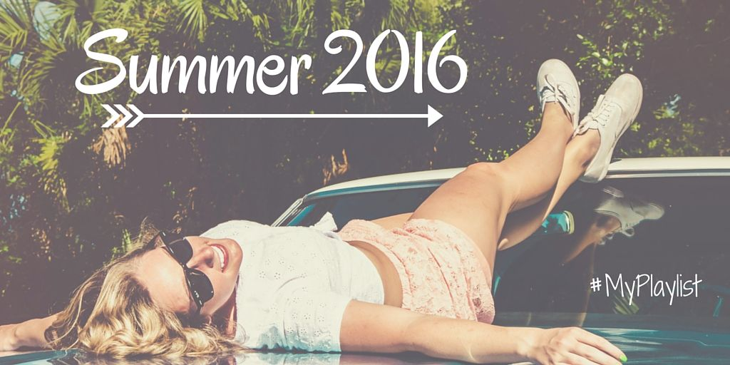 A little indie, pop, and EDM, it's all here! Check out #MyPlaylist for Summer 2016! https://sarahfdeluca.wordpress.com/2016/06/04/myplaylist-songs-of-summer-2016/