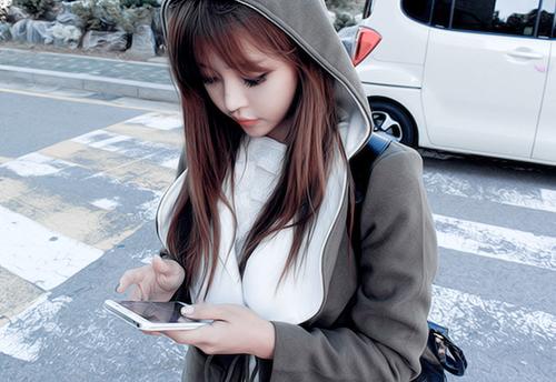 Song Ah Ri | via Tumblr | Ulzzang fashion, Korean fashion