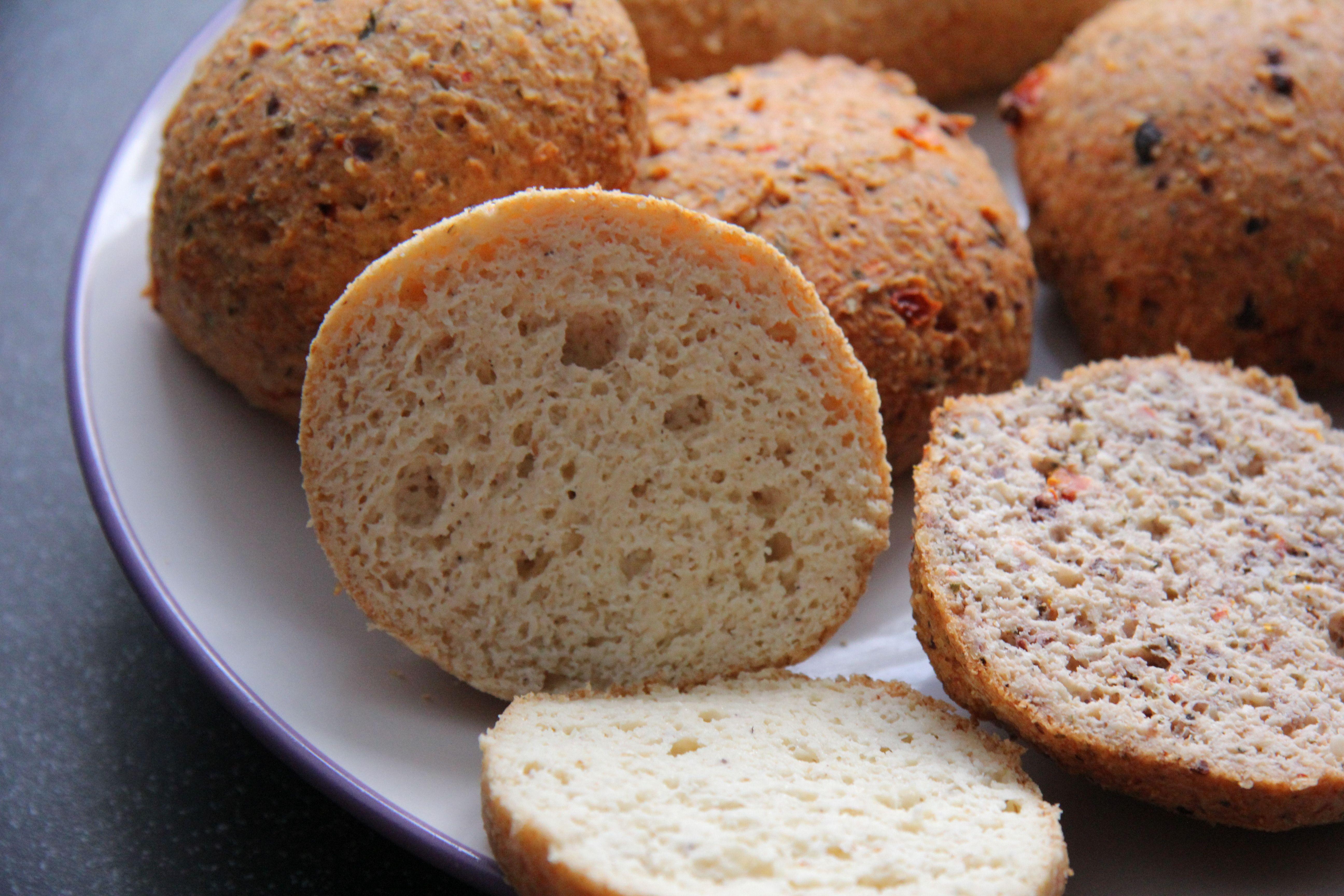 Almond Flour Bread Rolls Recipe Dorayaki Recipe Low