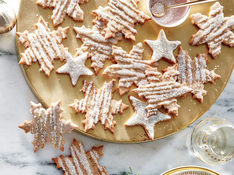 Iced Whole-Wheat Sugar Cookies Recipe - Cooking Light Healthy Fare