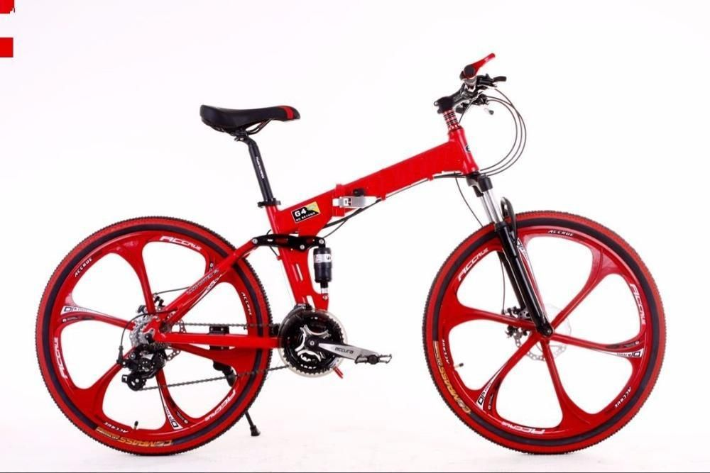Weekly Deal High Quality Mountain Bike 24 3x8 Speed Double