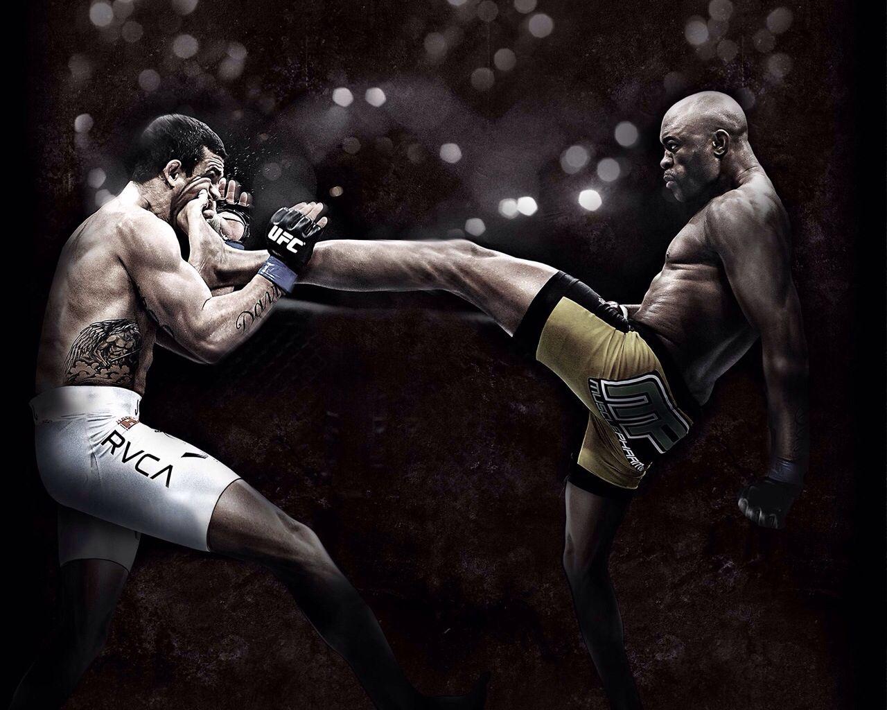 silva vs belfort Ufc, Ufc fighters, Mixed martial arts