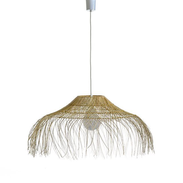 suspension dayane am pm prix avis notation livraison en bambou abat jour pour suspension. Black Bedroom Furniture Sets. Home Design Ideas