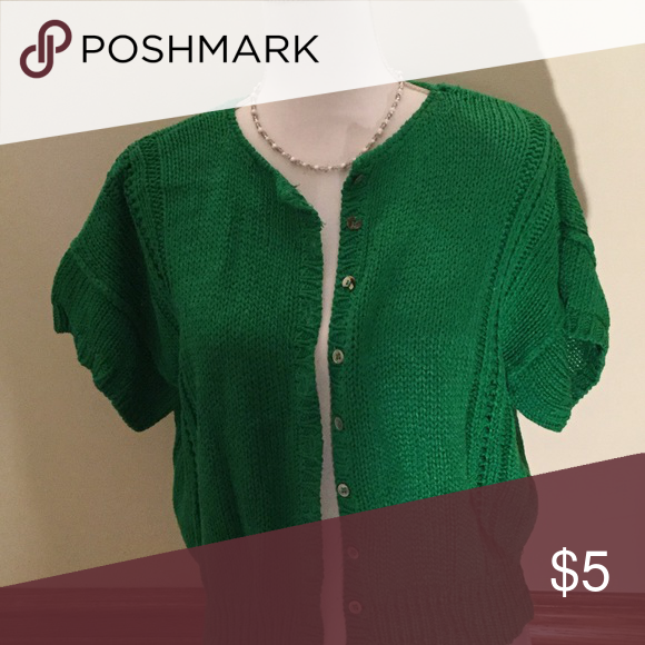 Kelly green short sleeve sweater St Pattys perfect | Green shorts ...