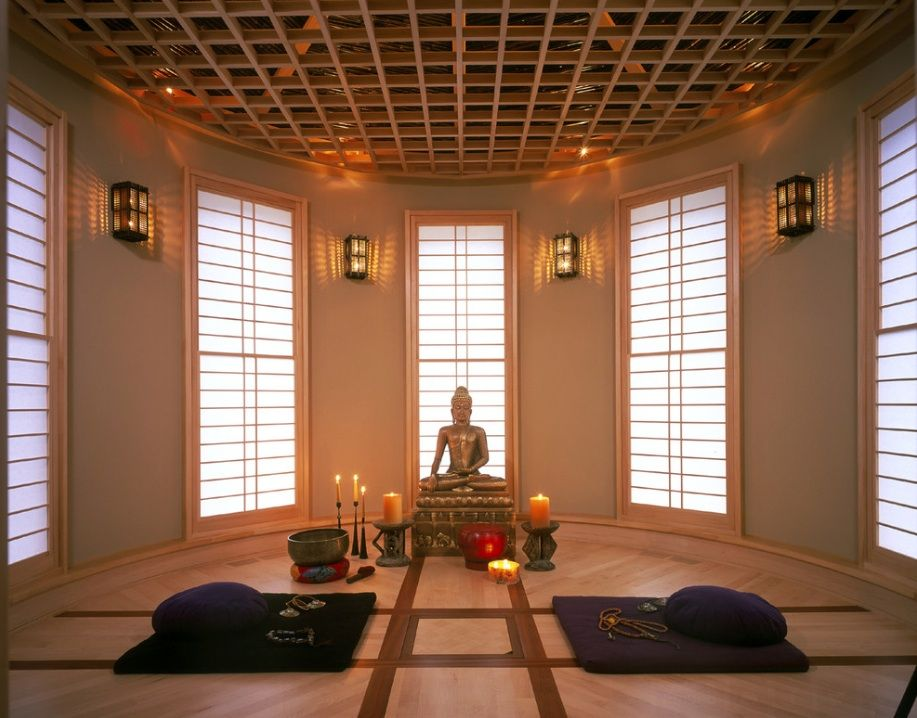10 Ways To Create Your Own Meditation Room by Micle Mihai-Cristian