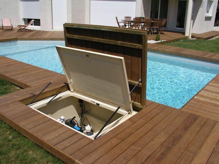 Hallo an alle, ich werde mein traditionelles Pool-Projekt ...