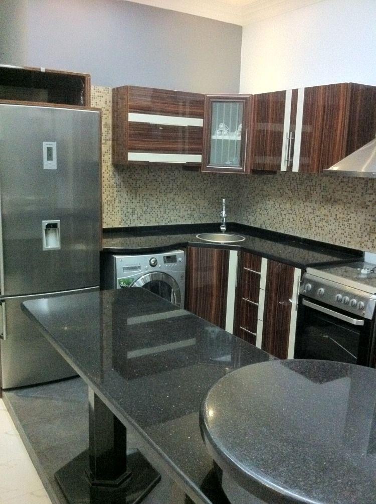 مطابخ المنيوم بتصاميم فريدة وجودة عالية Kitchen Cabinets Kitchen Home Decor